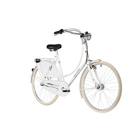Ortler Van Dyck City Bike Women white